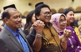 Pidato Kenegaraan Presiden Jokowi, Oesman Sapta Pimpin Sidang