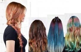 Bosan Dengan Warna Rambut Anda Saat Ini? Cobalah Teknik Color Melting Ini