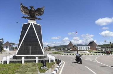 Bangun PLBN, Pemerintah Benahi Beranda Depan Indonesia