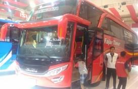 GIIAS 2017: Isuzu Mulai Masuki Segmen Bus Besar, Usung  LT 134S