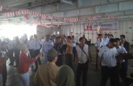 Berlomba Di Perayaan HUT Kemerdekaan Ke-72 Indonesia di Atas Kapal ASDP