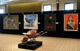 45 Seniman Indonesia Tampil di Fine Art Exhibiton