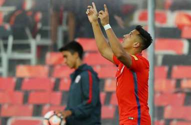Kualifikasi Piala Dunia, Timnas Chile Masukkan Nama Alexis Sanchez