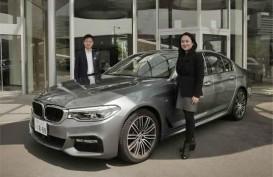 GIIAS 2017: BMW Seri 5 Banyak Dicari