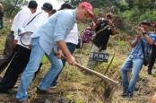 IKUTI ATURAN : INRU Dukung Penyelesaian Tanah Adat