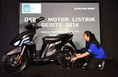 Motor Listrik GESITS Siap Masuk Lini Produksi