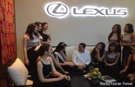 Lexus Bukukan Penjualan Rp400 Miliar di GIIAS 2017