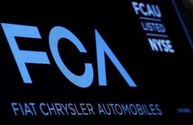 Dilirik Perusahaan China, Saham Fiat Menguat