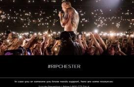 Jay-Z Kenang Vokalis Linkin Park Chester Bennington