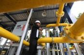 Tangki Penyimpan Gas Pertamina di Makassar Ambruk
