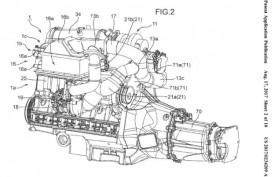 Mazda Patenkan Mesin Dua Turbo Supercharger Listrik