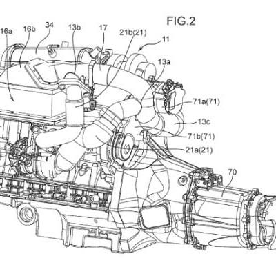 Mazda Patenkan Mesin Dua Turbo Supercharger Listrik Otomotif Bisnis Com
