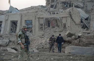 Trump Tambah Pasukan AS di Afghanistan