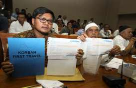 PENIPUAN FIRST TRAVEL : Korban 58 Ribu Orang, Utang Nyaris Rp1 Triliun