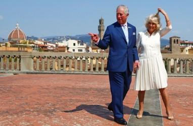 20 Tahun Putri Diana Meninggal, Popularitas Pangeran Charles Turun
