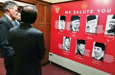 Foto Profil 7 Presiden Dipajang di KBRI Selandia Baru, Jadi Tontonan Publik