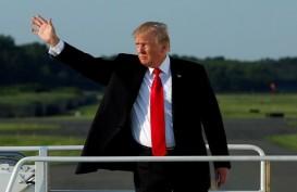Tekan Kongres Danai Tembok Perbatasan AS-Meksiko, Trump Ancam Government Shutdown