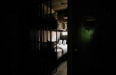 Ingin Merasakan Sensasi Dipenjara? Anda Bisa Coba di Hostel Ini
