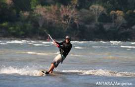 13 Negara Bertarung di International Kite and Wind Surfing Competition
