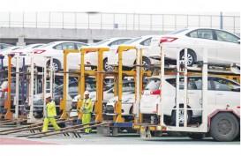 Daya Saing Ekspor Otomotif, Jangan Remehkan Logistik!