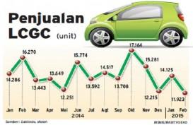 Pembatasan Mobil Murah Dikhawatirkan Pangkas Produksi LCGC