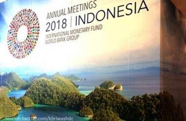 Annual Meeting IMF dan World Bank, Peluang Indonesia Genjot Investasi