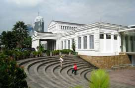 Di Museum Nasional Ada Lakon Sejarah Pendudukan Inggris