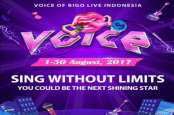 Top 15 Terpilih dalam The Voice of Bigo Live