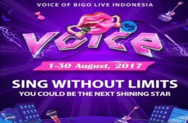 Top 15 Terpilih dalam The Voice of Bigo Live
