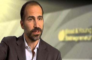 Dara Khosrowshahi Pimpin Uber Technologies