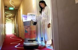 Hotel di Singapura Ini Pekerjakan Robot Sebagai Pelayan