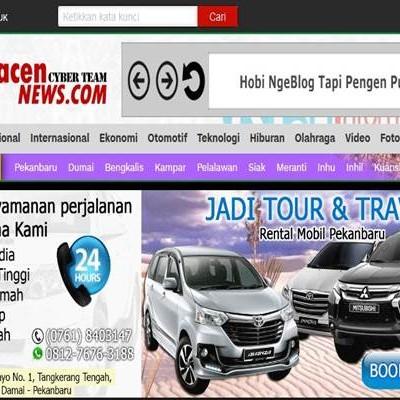 Bos Saracen Jasriadi Dari Bisnis Rental Mobil Ke Bisnis Ujaran Kebencian Kabar24 Bisnis Com