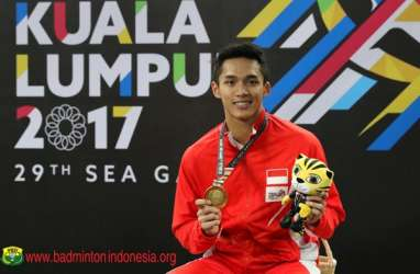 Hasil Sea Games 2017, Bulu Tangkis Sumbang Dua Emas untuk Indonesia