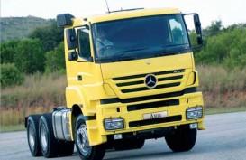 LOKALISASI MOBIL KOMERSIAL : Mercedes Benz Investasi US$25 Juta