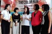 CIMB Niaga Gelar The Color Run 1 Oktober Mendatang