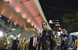 Rayakan Idul Adha di Sukabumi, Presiden Jokowi Naik Kereta Luar Biasa RI1