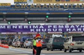 IDUL ADHA : 93.000 Kendaraan Melintas di Gerbang Tol Cikarang Utama