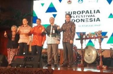 Europalia Arts Festival Indonesia Hadirkan Instalasi Bambu di Antwerp