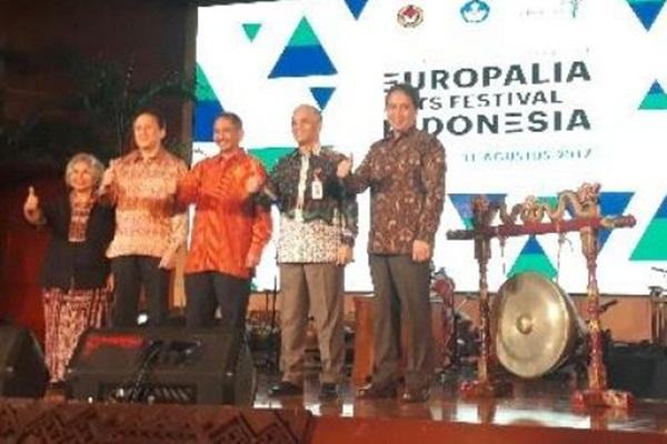 Europalia Arts Festival Indonesia - The President Post Indonesia