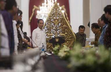 Presiden Jokowi Salat Iduladha di Lapangan Merdeka Sukabumi
