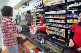 RITEL MODERN TAK BERIZIN : Pemkot Tegur Alfamart