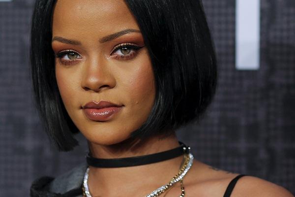 Rihanna - Reuters
