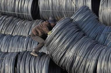 PABRIK BAJA : Produsen Hilir Keluhkan Wire Rod Mahal