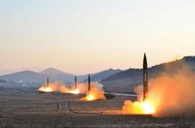 PELUNCURAN RUDAL BALISTIK  : Ulah Korea Utara Belum Usai