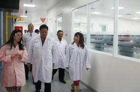 INDUSTRI FARMASI : Bayer Operasikan Laboratorium Anyar