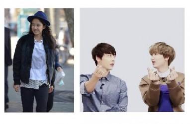 Super Junior D&E dan Song Ji Hyo Ajak Fans Bantu Penderita Kanker
