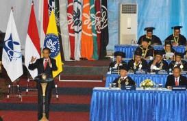 Jokowi: Direksi BUMN Isinya Orang IPB, Lalu yang Jadi Petani Siapa?