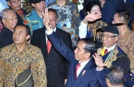 Presiden Jokowi: Pangan Bisa Menjadi Panglima, Bukan Politik, Bukan Hukum