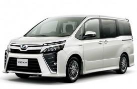 MOBIL BESAR SERBAGUNA : Toyota Minta Tambah Kuota Voxy