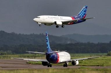 Sriwijaya Air Bidik Pangsa Pasar Penerbangan Umrah